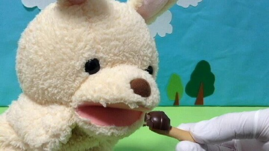ディズニー パティシエ~チョコレートをつくろう~を食べてみる