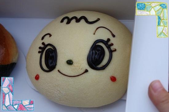 メロンパンナちゃん パン