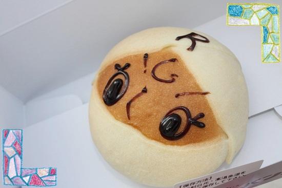 ロールパンナちゃん パン