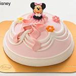 サーティワンアイスクリーム アイスクリームケーキ ドレスアップ 'ミニーちゃん' -T