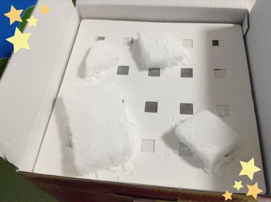 サーティワン アイスケーキ ドライアイス