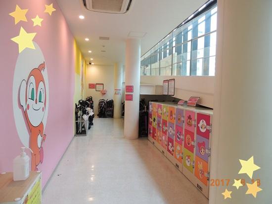 仙台アンパンマンミュージアム コインロッカー