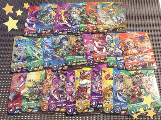 モンスト カードゲーム 激闘ノ大和神話