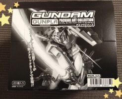 GUNDAMガンプラパッケージアートコレクション チョコウエハース
